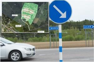 Här kan det bli nya bostäder mellan Luleå och Boden