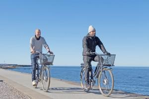 Tipsen: Här är bästa cykelvägarna runt Visby
