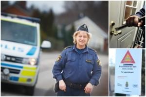 Efter inbrottsvågen – polisen tipsar: Så skyddar du dig