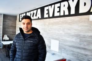 """Skelleftepizzerian flyttar till plats vid E4 – har planer på att servera smashburgare: """"Hoppas få bygglovet så snart som möjligt"""""""