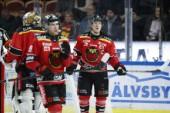 """Kapten Erik Gustafsson efter matchen: """"Känns som att vi ger bort den"""""""