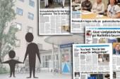 Sjukvården i Skellefteå: Partiernas syn på krisen • Lösningar för: BB, vårdplatser, sommarsituation och skattehöjningar