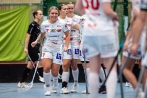 """Succéstart för Greta i SSL • Målskytt när laget tog första segern • """"Överträffat mina förväntningar"""""""