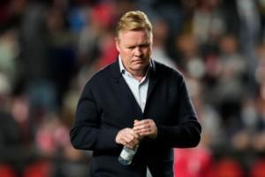Efter förlusterna – Barcelona sparkar Koeman