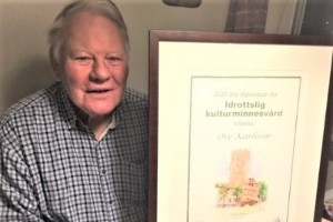 """Ove Karlsson var en fenomenal statistiker"""