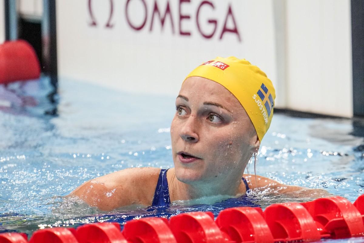 Sjöström femma i finalen