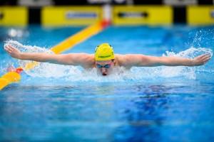 Rekordtider för gotlänningarna i Swim Open