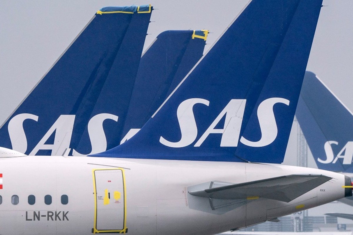 Påskeffekt lyfte resandet för SAS