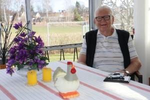 Bilhandlarveteran i Vimmerby berättar om livet med Saab