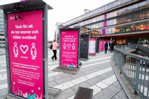 Nytt steg i planen för att öppna Sverige
