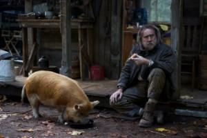 Matglad Nicolas Cage på grisjakt i gastronomisk thriller