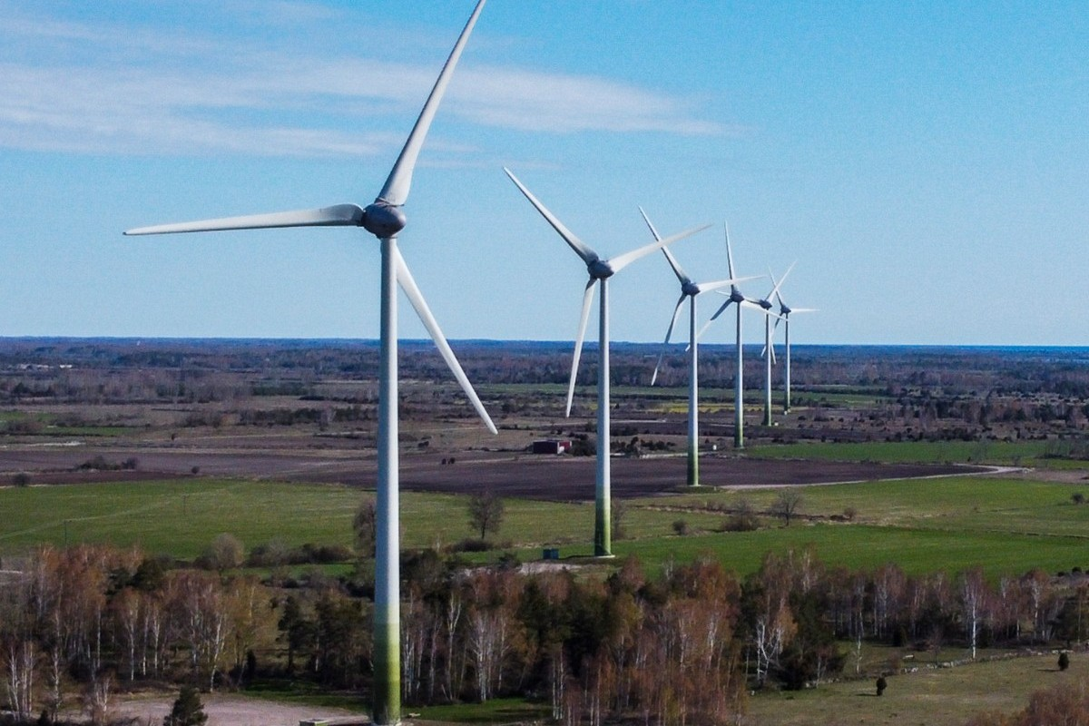Vindkraftsbyggare lockas av högre priser