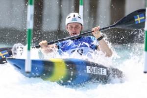 """Pressad Holmer till OS-semi: """"Har aldrig känd en sådan här nervositet"""""""