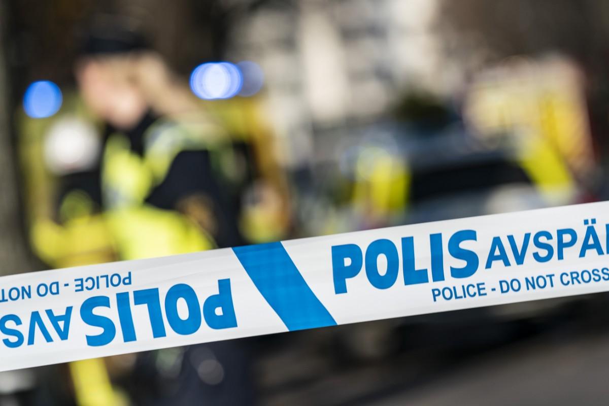 Boende utryms efter explosion i Eskilstuna