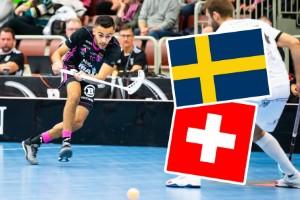 Så gick det för Sverige mot Schweiz