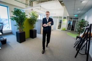"""11 år sedan senast • Nu börsnoteras ett norrbottniskt företag: """"Vi kommer stanna i Luleå"""""""