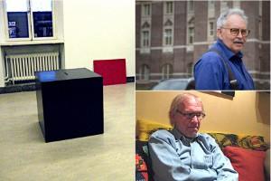 Erbjuder verk av Vilks som donation till Konstmuseet