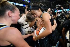 Chicago tog hem första ligatiteln i WNBA