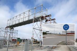 """Bron vid kryssningskajen kan slopas – """"Tittar efter en lösning på sjösidan"""""""