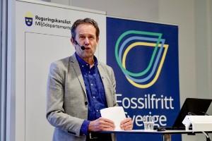 """""""Sverige kan bli fossilfritt tidigare än målet"""""""