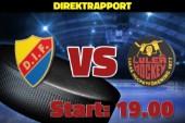 Så var Djurgården–Luleå Hockey/MSSK – semifinal 2