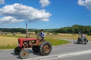 Traktorträff med landsbygdspris