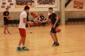 Basketcampet är igång – med rekordmånga deltagare
