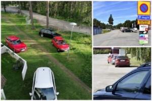 Parkeringskaos – effekt av de efter införda avgifterna?