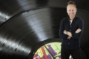 """Ronny Olovsson: """"Vi vinylnördar tänker innanför boxen"""""""
