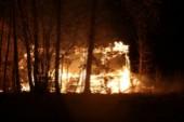 TV: Brann ner till grunden