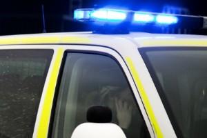 Person attackerad med tillhygge – polisen utreder rån