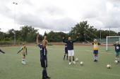 Populära profiler avlöser varandra på fotbollskollot