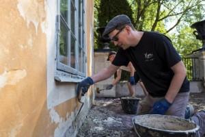 Lär dig byggvård på semestern