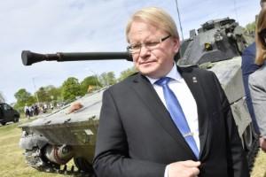 En försvarsministers dilemma