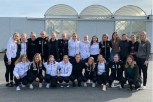 Jättekross av Gamla stan – startade Scandic cup med storseger mot Holmsund • Så gick det för alla Skelleftelag