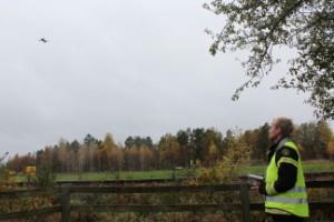 Västervik först med geozoner för drönare • Räddningstjänsten ser stora fördelar