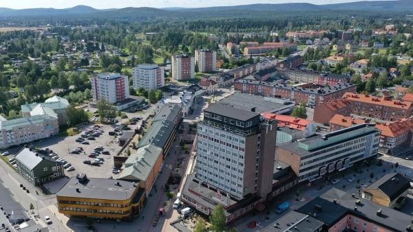 Nya beslut om planuppdrag kan ge 1000 bostäder i Boden