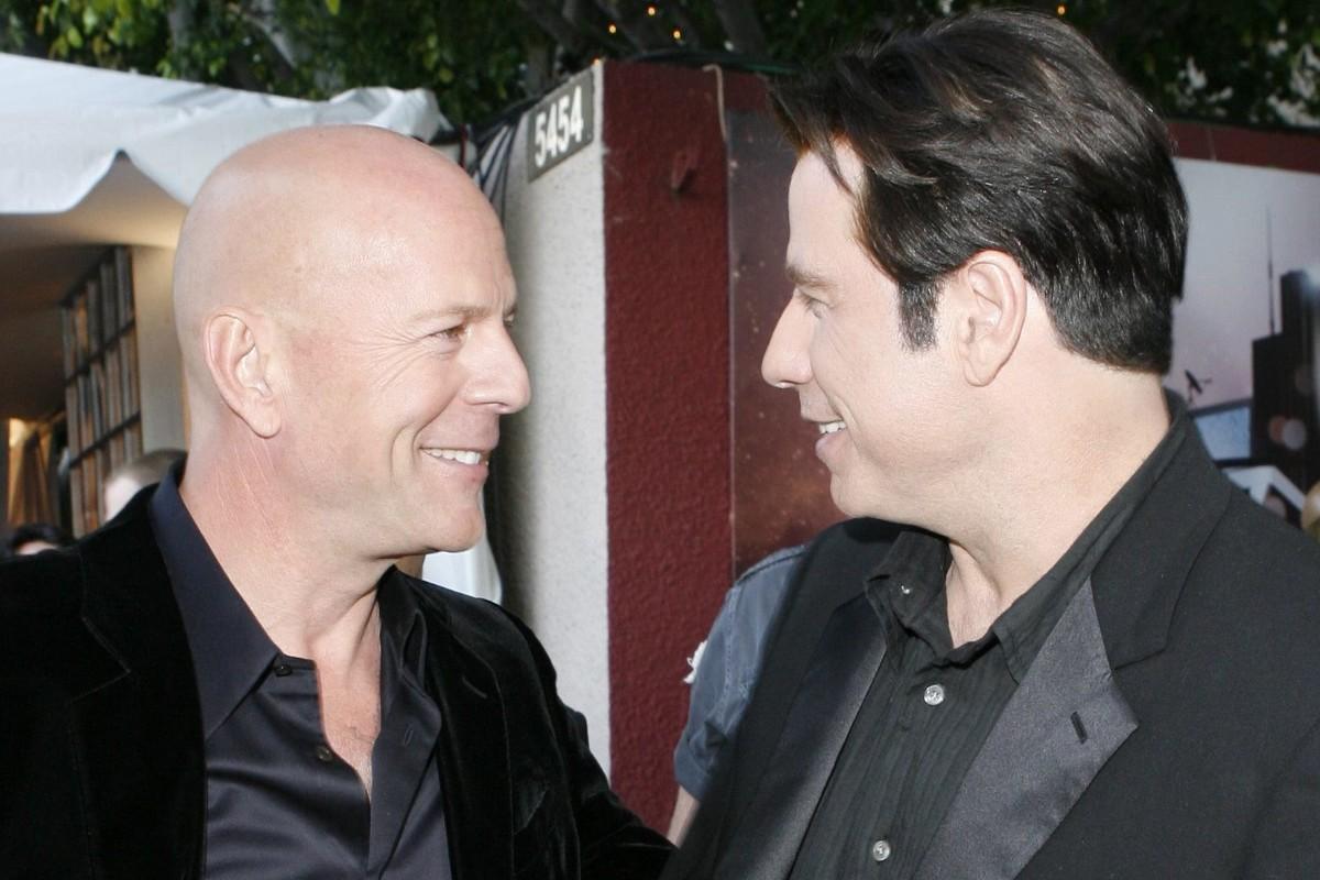 Willis och Travolta återförenas