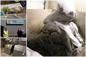 160 ton sopor spolas ner i Finspångs toaletter varje år