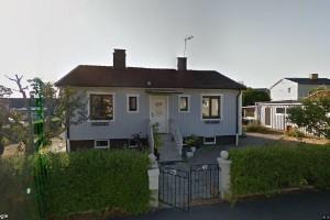 Huset på Tallskärsgatan 25 i Västervik sålt på nytt - har ökat mycket i värde