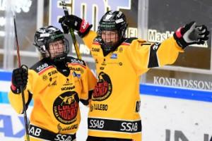 Danskorna klev fram för Luleå Hockey/MSSK