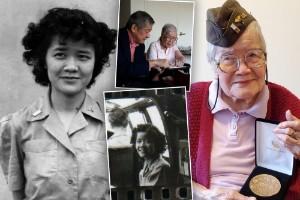 102-åriga Elsie fick covid - men nästan inga symtom