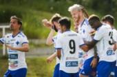 Andra raka för IFK Luleå – efter kaptenens drömfrispark