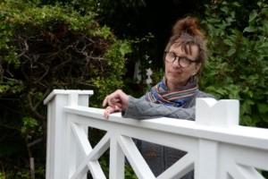 """Stina Nilsson Bassell: """"Jag är van att vara begränsad"""""""