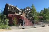 """Nu ska huset i Moskosel rivas: """"Alla papper är påskrivna"""""""