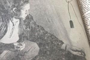 UR ARKIVET: Han ägnar sitt liv åt Näsnarens insekter