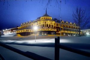 Politikergnäll om hotell i Överkalix