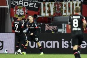 Leverkusen starkast i toppmötet