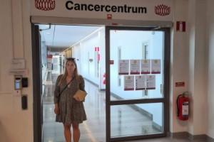 Josefinas cancer avfärdades av läkare – ansågs för ung