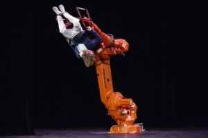 Arbetsmiljöverket överklagar domen om cirkusroboten